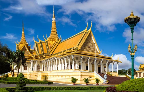 A Glance to Cambodia