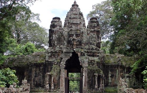 Cambodia and Vietnam
