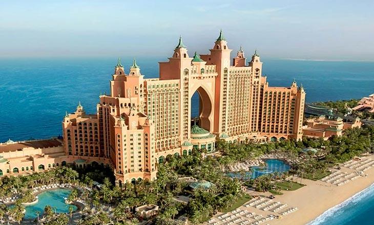 Dubai - Atlantis Special