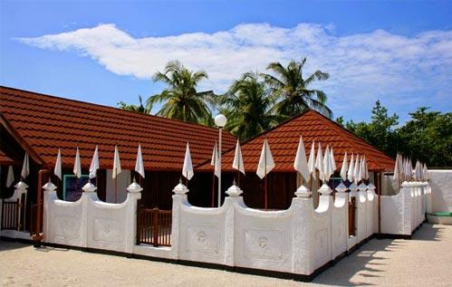 Utheemu Ganduvaru Maldives