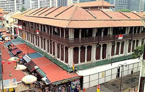 Lai Chun Yuen opera house
