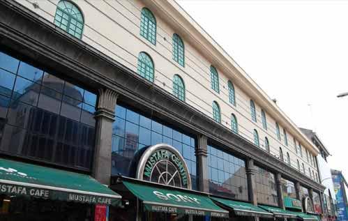 Mustafa Centre shopping in Singapore, Mustafa Centre