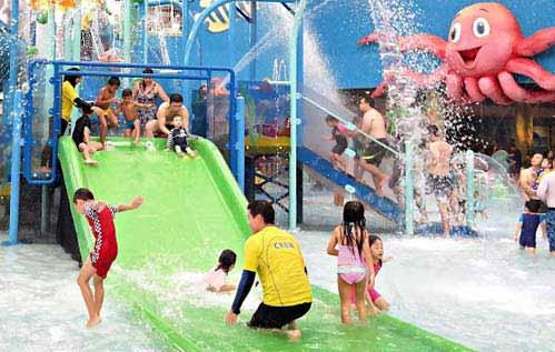 Splash at Kidz Amaze